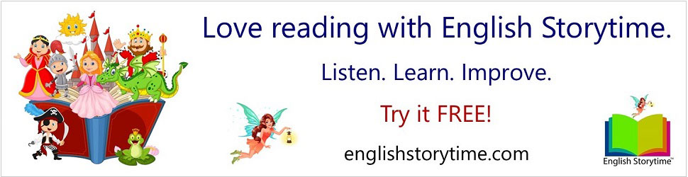 Love reading with English Storytime