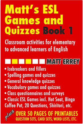 Vocabulary Worksheets Esl Worksheets Englishclub