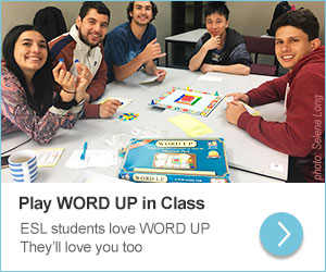 Play WORD UP in class