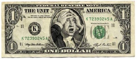 New dollar bill