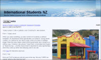 International Students NZ