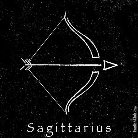 sagittarius the archer | englishclub