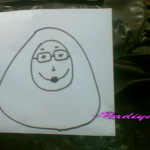 Nadiyah's Self Portrait