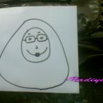 Nadiyah's Self Portrait