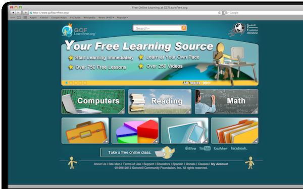 GCF Learn Free Online
