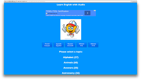 Learn-English-Audio