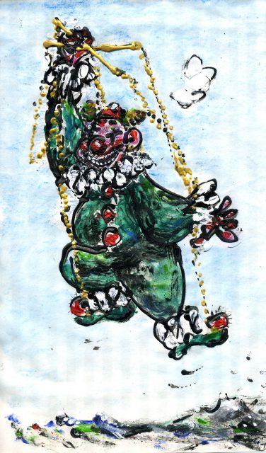 emancipated marionette