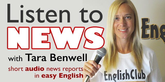 Listen to News with Tara Benwell