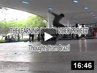 Thoughts from Brazil