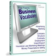 Top 20 Business Vocabulary