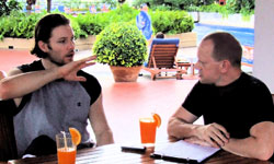 Poolside Interview with Peter Tuinstra