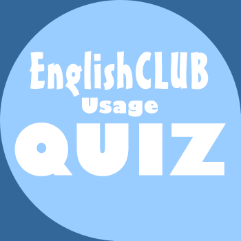 English Usage Quiz for ESL learners