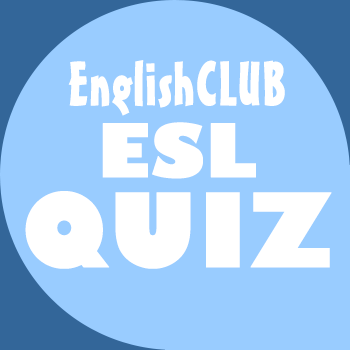 English Pronunciation Quiz for ESL learners