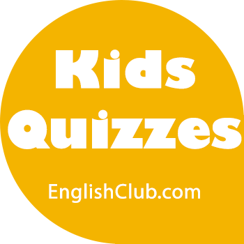 Quizzes for Kids and basic English Learners