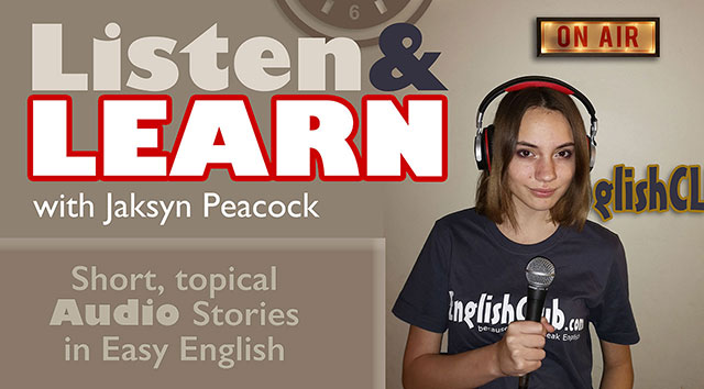 LISTEN & LEARN with Jaksyn Peacock