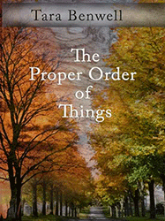 front cover - The Proper Order of Things
