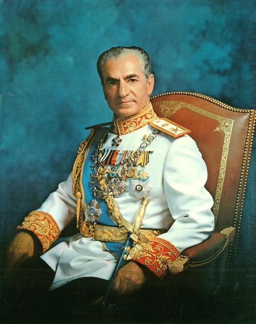 Shah Of Iran Flees Uprising | English Club