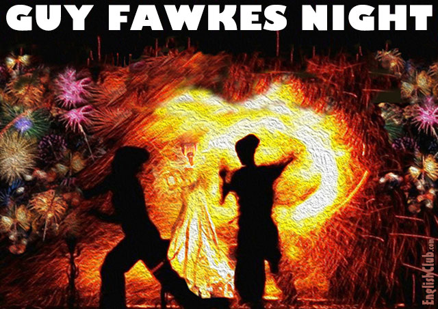 learning about fawkes bonfire night