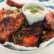 tandoori chicken
