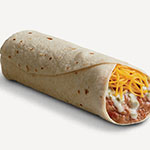 bean cheese burrito