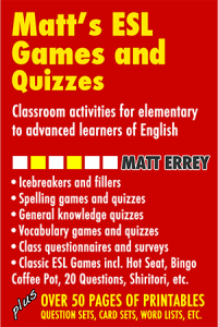 Matt's ESL Games & Quizzes