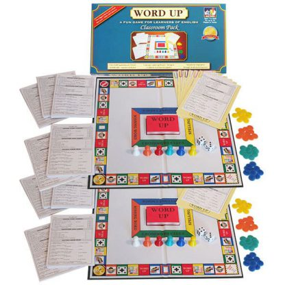 Word Up Classroom Pack ESL board game