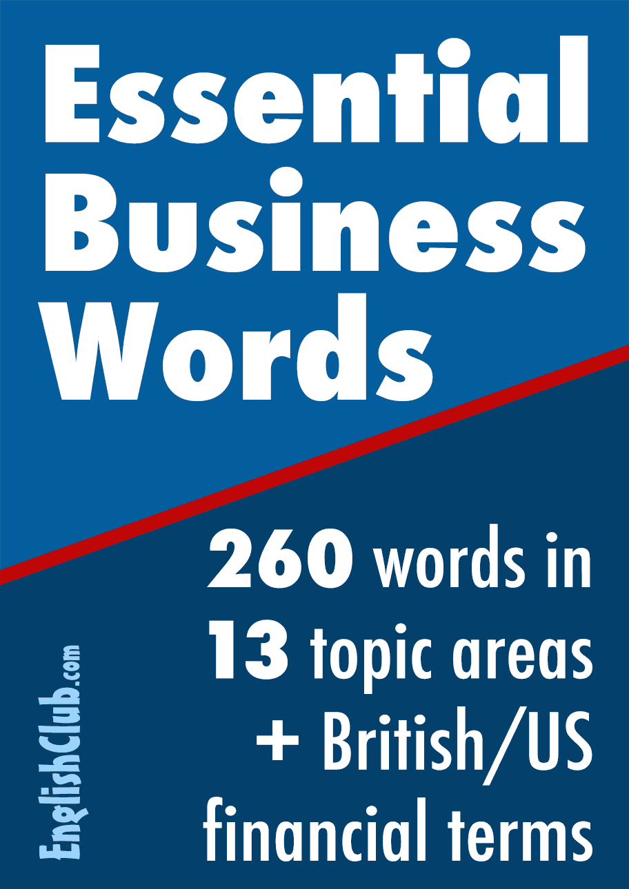 Essential Business Words