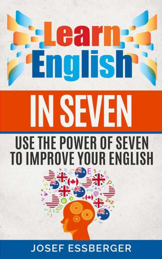Learn English in 7 cover