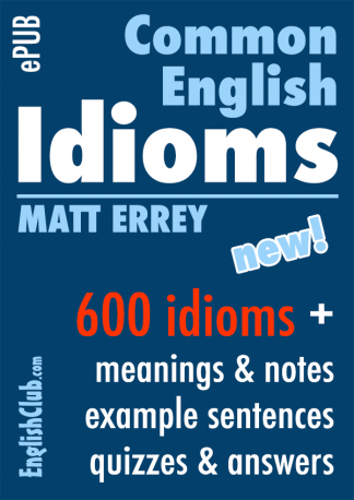 Common English Idioms